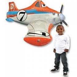 Фольгированный ходячий шар Disney Самолёты, Anagram (США)
