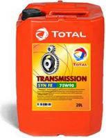 Трансмиссионное масло TOTAL TRANSMISSION SYN FE 75W90 (20L) синтетическое