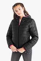 Двухсторонняя демисезонная куртка на девочку C&A Германия Размер 140, 146, 164
