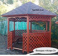 """Беседка """"Астра -2а"""" (3*2,6м)"""