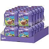 Шоколадные яички в лотке Milka «Löffel Ei Oreo» cо сливочным муссом и печеньем орео, 144 г., фото 8