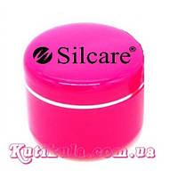 Silcare двухфазный камуфлирующий гель (РАЗЛИВ) 25г светлый натуральный  LED Cover Light