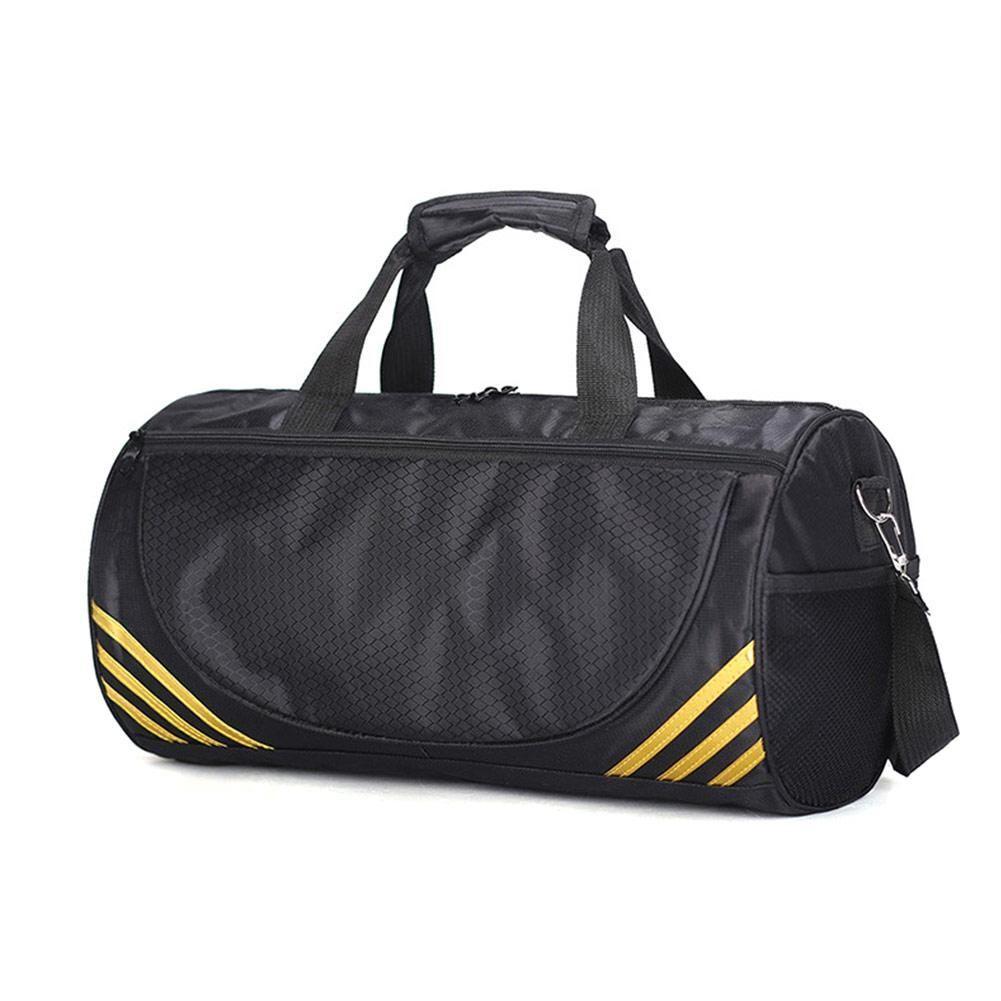 280c3d923e9f Спортивная сумка модель 1-1 (Черная/Золото), цена 220 грн., купить в ...