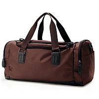 Спортивная сумка модель 20-2 (Коричневая)