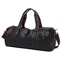 Спортивная сумка модель 21-1 (Черная)