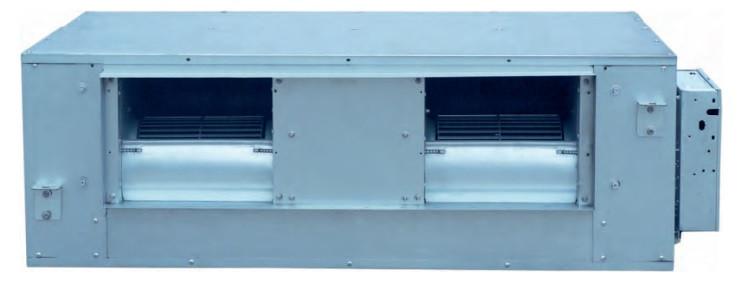 Канальный кондиционер высокого давления Neoclima NDS60AH3hs / NU60AH3 (200Pa)