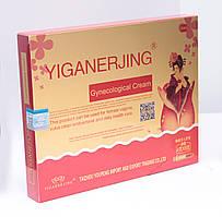 Гель от зуда вульвы Yiganerjing. Упаковка – 5 тюбиков по4г каждый. Свежый срок годности.