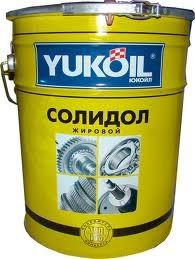 Солидол-Ж (9 кг)