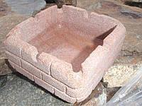 Пепельница из камня, фото 1