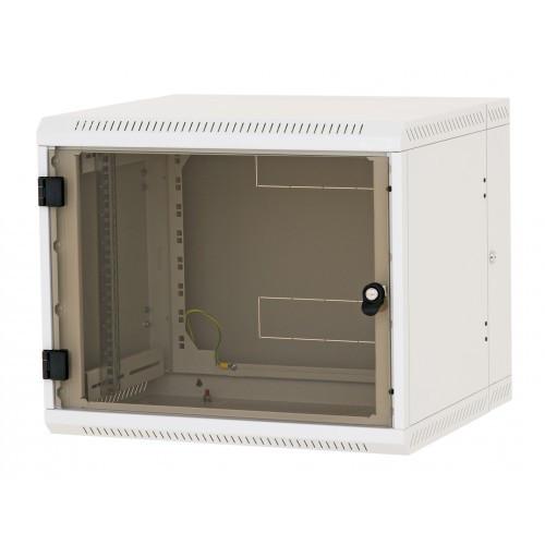 Настенный шкаф двухсекционный Triton 9U (520x600x520)