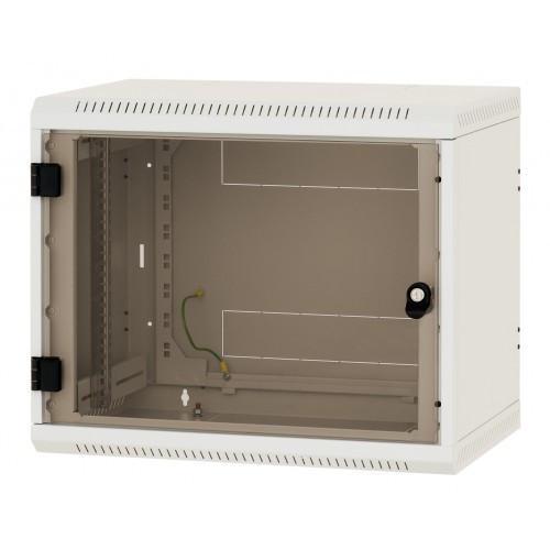 Настенный шкаф односекционный со съёмными стенками 18U (900x600x400)