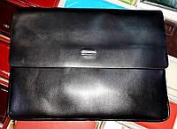 Мужской портфель-сумка Bradford 98338-6 для документов формата А4 на пять отделов искусственная кожа 36х28х9см