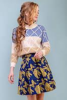 Молодежный свитер свободный 42-48 размер, фото 1