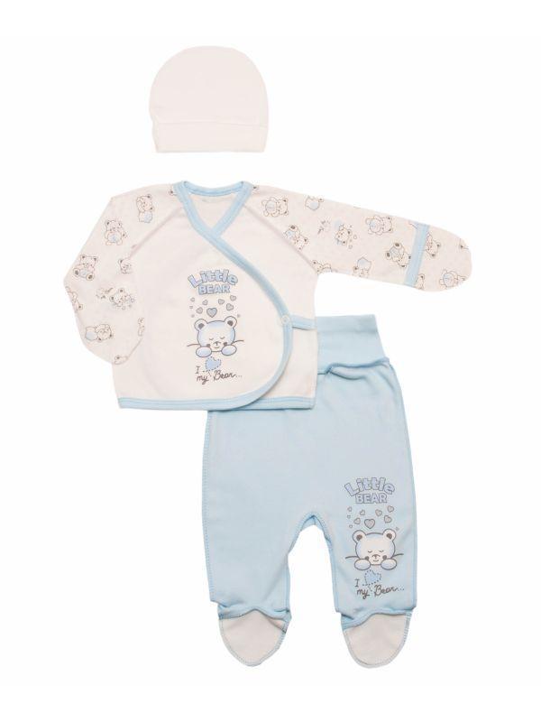 Комплект для новорожденных мальчиков