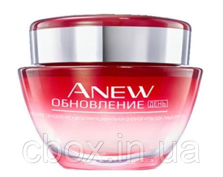 Мультифункциональный дневной крем для лица Avon Anew SPF 20 с тональным эффектом Эйвон Энью, 50 мл, 03677