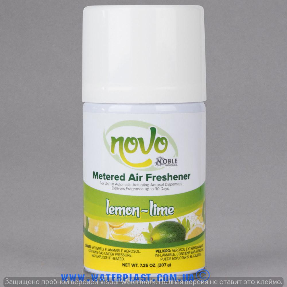 Аерозольний освіжувач повітря lemon-lime