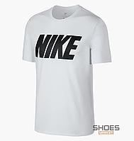 Футболка Nike TEE Nike BLOCK White 891880-100, оригинал