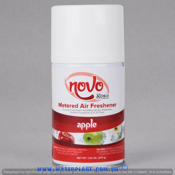 Аерозольний освіжувач повітря noble chemical novo apple