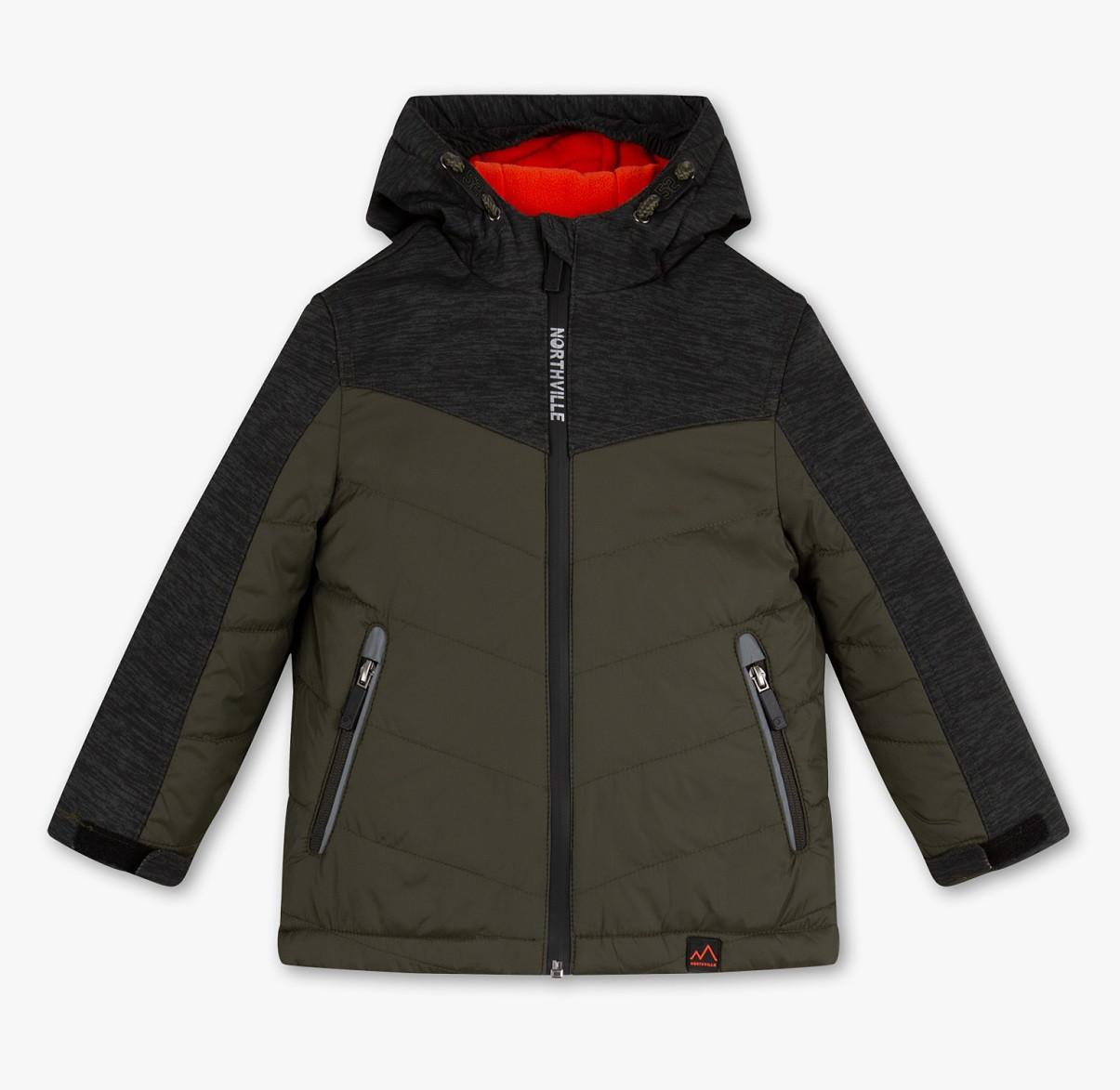 Комбінована куртка софтшелл для хлопчика C&A Німеччина Розмір 110