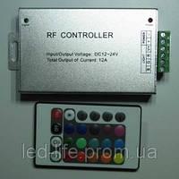RGB контроллер RF радио, 3х8А (288Вт)