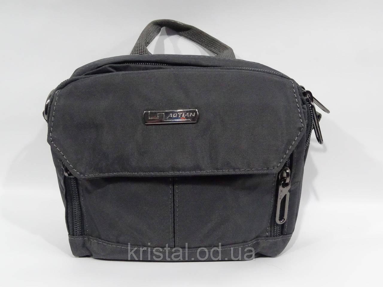 """Чоловіча сумка 18*16 см серії """"Premium 2""""№3676"""