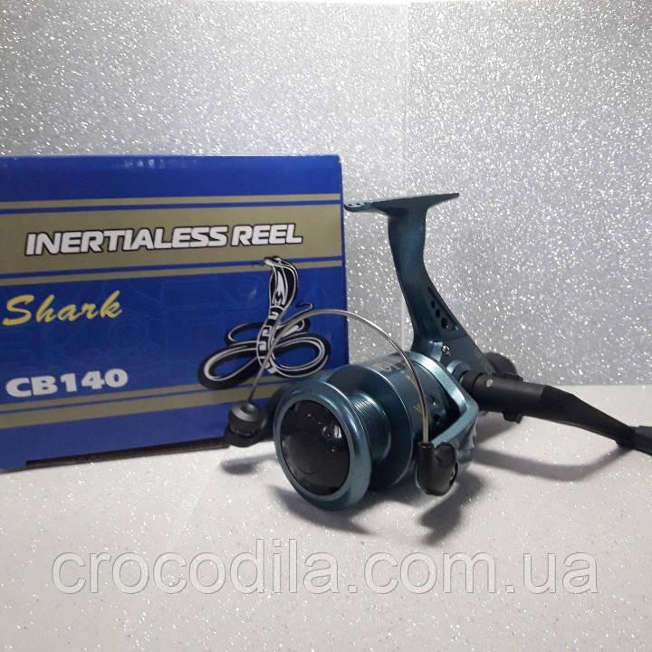 Котушка рибальська Cobra Shark CB 140