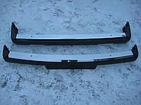 Бампер буфер задний ВАЗ 2107 в сборе