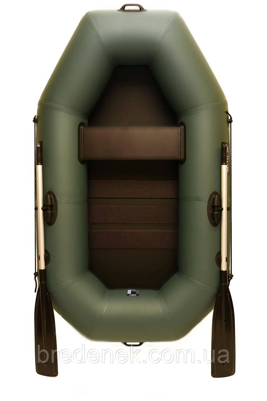 Лодка пвх надувная Grif boat G-210