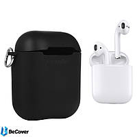 Чехол LingLong i-Smile для Apple AirPods IPH1449 Black (702326)