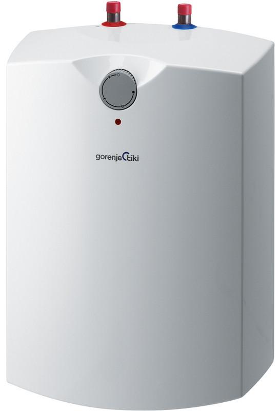 Компактный водонагреватель бойлер под мойкой Gorenje GT 15U/V9 на 15 литров