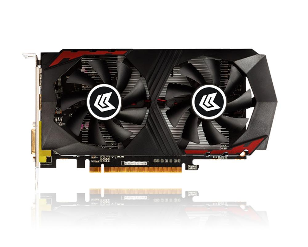 Видеокарта GeForce GTX1050 Ti 4Gb .