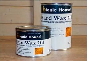 Масло для деревянного пола Hard Wax Oil 10л