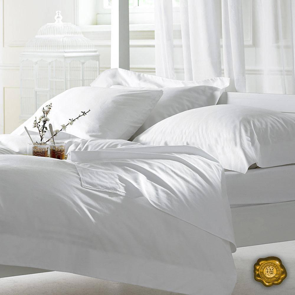 Комплект постельного белья Двуспальный, Микрофибра (2-х сп.ЕМІ0010)