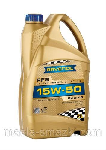 Масло моторное RAVENOL для Спортивных автомобилей