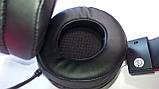 Навушники професійні ігрові з мікрофоном та підсвіткою HAVIT HV-H2006U, 7.1 USB, black, фото 10