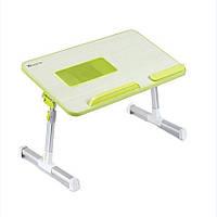 Столик трансформер для ноутбука X Geer, портативный раскладной столик подставка