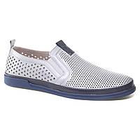 Мужские повседневные туфли Kadar код: 89027, размеры: 40, 42, 43, 45