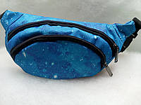 Поясная сумка бананка Dolphin. Звездное небо