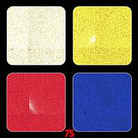 Светоотражающая наклейка 51х51 мм, фликер, катафот, светоотражатель на самоклейке