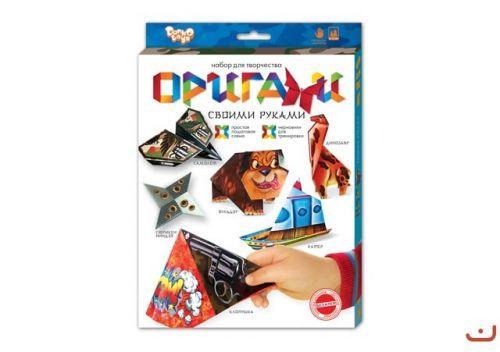 """Набор для творчества """"Оригами"""" Ор-01-02"""