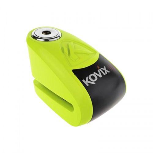 Замок на тормозной диск Kovix KAL6 Green