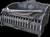Чугунный мангал Королевский 635 мм