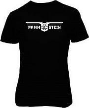 Наклейка на ткань Rammstein  (цена за размер 5х20 см)