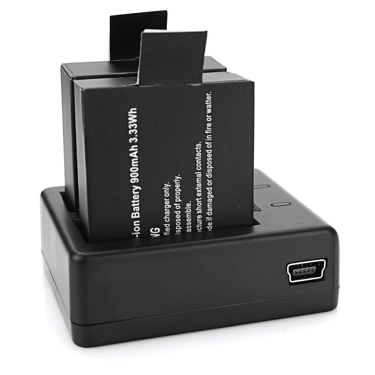 Зарядное устройство для двух акб аккумуляторов BC-SJ4000C