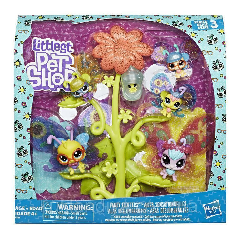 Littlest Pet Shop Волшебные Бабочки Fancy Flutters