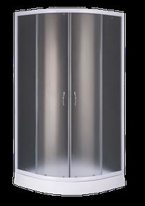 Душова кабіна 100х100 Vivia 010 PR з низьким піддоном