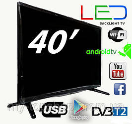 Телевизор SMART L42 Full HD (40'/Smart TV/Wi-Fi/USB/DVB-T2)