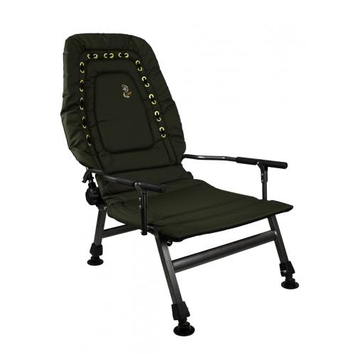 Кресло карповое M-Elektrostatyk FK2