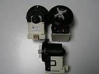 Насос (помпа) для стиральных машин на 3 самореза (типа Plaset) фишка спаренная сзади 91941771
