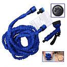 Растяжной чудо шланг для полива с распылителем   X-hose 30 метров (100 fut) (Реплика), фото 6